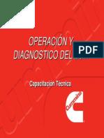 Operación y Diagnóstico Del Ecm