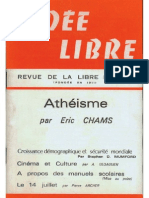 Athéisme - par Eric CHAMS (1982)+