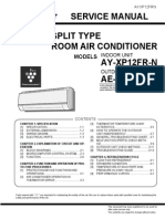 AYXP12FRN-Servicemanual Draft (1)