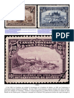 Timbres Bolduc Stamps