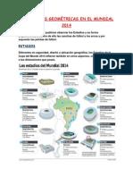 Las Figuras Geométricas en El Mundial 2014