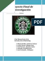 Starbucks Final