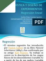 Presentacion Regresion Lineal Correlacion
