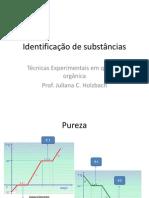 Identificação de Substâncias (1)