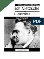 O Anticristo Friedrich Nietzsche