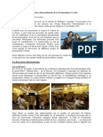 Convergence Internationale Permaculture