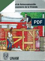 Manual de Autoconstruccion y Mejoramiento de Vivienda