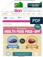 Which is Healthier - Chia Seeds or Flax Seeds
