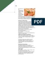 Tipos de Alimentos y Sus Cuidados