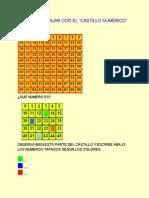 Castillo Numérico - Google Docs