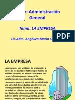 2014 La Empresa
