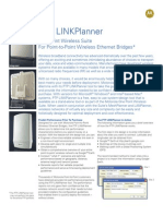 WNS PTP LINKPlanner Data Sheet