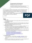 biogeochemical cycle storybook