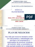 Pla Negocios 20141
