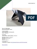 Passion Origamicom Vautour
