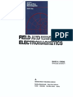 CHENG Field and Wave Electromagnetics Cheng