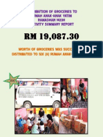 2012 Ramadhan Distribution