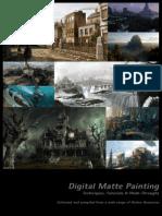 Photoshop Digital Matte Painting - Techniques Tutorials and Walk-Throughs
