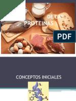 Bioquimica de Las Proteinas