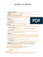 Indice Para La Documentacion TEsis