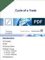 Trade Life cycle