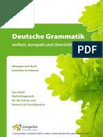 Deutsche Grammatik Sample