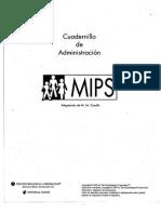 7 - Cuadernillo MIPS