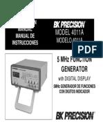 4011A Manual