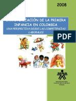 Caracterización de La Primera Infancia en Colombia