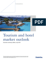Deloitte_Tourism and Hotel Market Outlook_July 2014 _Summary_web