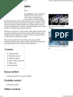 Structural Mechanics - Wikipedia, The Free Encyclopedia