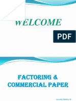 factoring and Cp