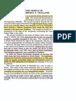 Case Concerning the Temple of Preah Vihear_ Cambodia v. Thailand