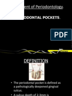 Periodontal Pocket Pathogenesis