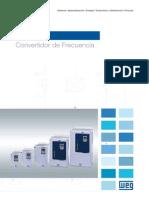 WEG CFW 700 Convertidor de Frequencia