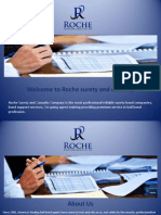 Roche Surety Powers of Attorney