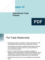 13576808 International Trade Finance