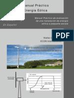 Manual Instalaciones Eólicas Domésticas
