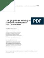 Los Grupos de Investigación