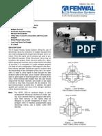 Fenwal Phoenix 3-Way Directional valve