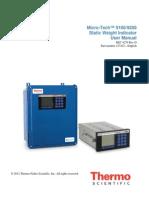 Ramsey Micro-Tech 9100_9200 User Manual