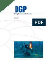OGP Diving