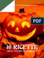 10 Ricette Halloween