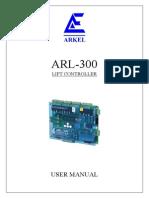 Arl-300 User Manual v19
