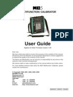 Beamex MC5 Manual ENG