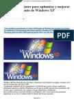 Claves Del Registro Para Optimizar Funcionamiento de Windows XP
