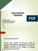 GRAVIMETRIA