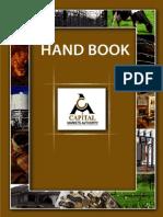 Cma Handbook Complete