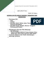KURIKULUM KELUARGA SAKINAH MAWADAH DAN WARAHMAH.rtf