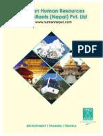 New Brochure - Nepal